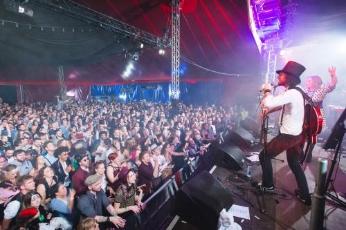 Electric Swing Circus (UK)