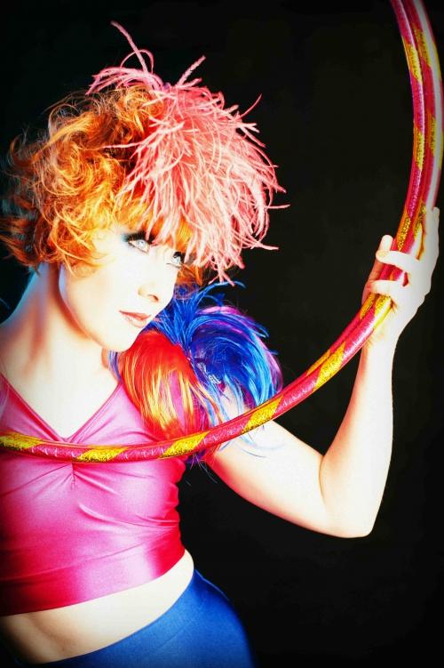 Anna Lumb (Hoola Hoop & Trapeze)