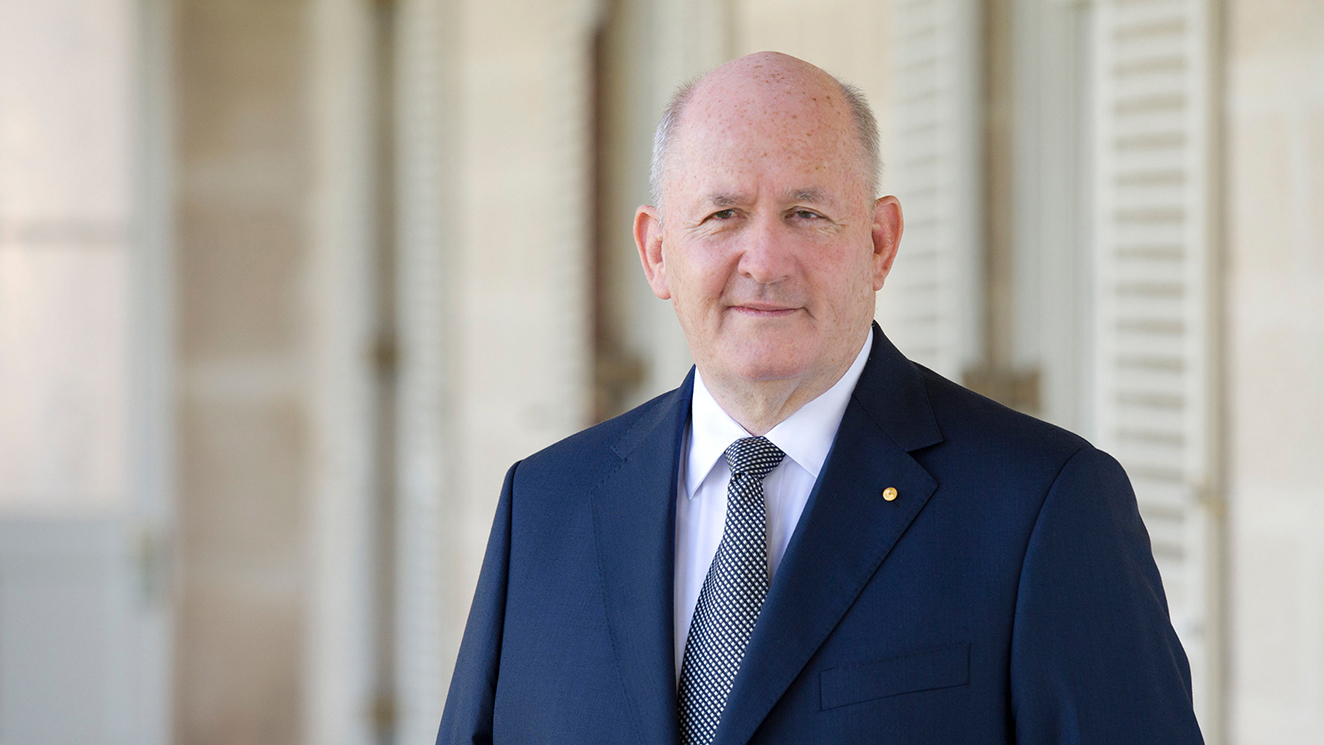 General Peter Cosgrove, AC MC